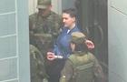 Савченко на автозаку привезли до суду