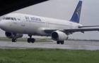 В Казахстане самолет выкатился за пределы взлетно-посадочной полосы