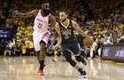 НБА: Х юстон вирвав перемогу у Голден Стейт, зрівнявши рахунок у серії