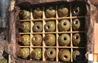 В Днепре нашли почти 300 гранат