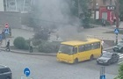 У Донецьку вибухнула маршрутка - соцмережі