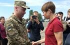 Командувач ООС зустрівся з президентом Естонії