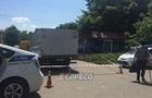 В Киеве грузовик сбил насмерть пенсионерку
