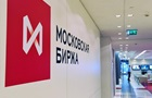 Украина ввела санкции против Московской биржи