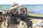 Доба на Донбасі: поранені двоє бійців