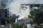 У Києві горить кінотеатр Екран