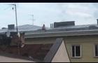 У Львові пара зайнялася сексом на даху будинку