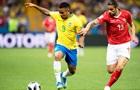 ЧМ-2018: Бразилия - Швейцария 1:1. Онлайн