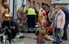 20 осіб постраждали у ДТП під час велогонки в Бельгії