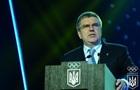 Президент МОК: Україна завжди була важливою складовою світового олімпізму