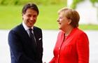 Меркель обіцяє Італії підтримку в питанні біженців