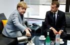 Меркель и Макрон обговорили работу нормандской четверки