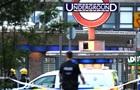 В метро Лондона произошел взрыв