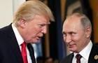 В США хотят встречи Трампа и Путина в июле − СМИ