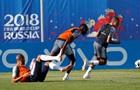 ЧС-2018: Франція - Перу. 1:0. Онлайн
