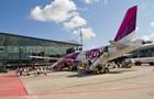Wizz Air відкриє чотири нові рейси з України
