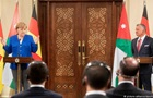 Німеччина виділяє Йорданії багатомільйонний кредит