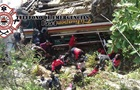 В Гватемале автобус упал с обрыва, погибли восемь студентов