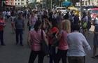В Киеве эвакуируют ТРЦ Украина