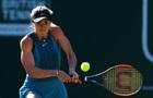Свитолина вылетела от Бузарнеску второй турнир подряд