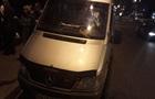 В полиции опровергли обстрел микроавтобуса в Киеве