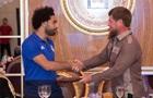 Нападаючий збірної Єгипту став почесним громадянином Чечні