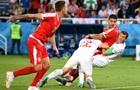 Серби мають намір подати скаргу на суддівство в матчі зі Швейцарією