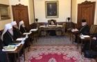 Представники УПЦ МП зустрічаються зі Вселенським патріархом