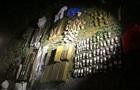 У Борисполі знайшли схованку з гранатометами
