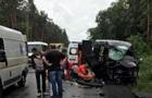 На Львівщині білоруси потрапили в ДТП: вісім постраждалих