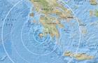 У Греції стався сильний землетрус