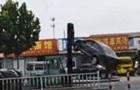 В Китае полиция застрелили водителя, крушившего толпу