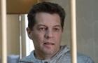 Сущенко просить Сенцова відмовитися від голодування