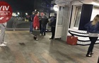 На станції метро в Києві загинула людина