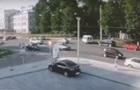 Гибель мотогонщика в Харькове: камеры засняли момент столкновения