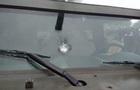 Сепаратисти обстріляли прикордонників біля КПП Майорськ