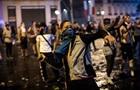 В Париже начались беспорядки после победы Франции на ЧМ-2018