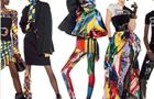 Versace сняли 54 модели на одном снимке