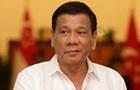 Скандальний президент Філіппін перепросив бога за образу