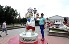В Петербурге похитили вторую фигуру талисмана Чемпионата мира