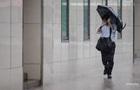 В Україні пройдуть дощі з грозами