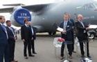 Антонов підписав угоду про співпрацю з Boeing