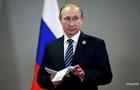 Путін попередив про можливе загострення конфлікту на Донбасі