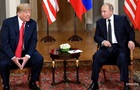 Трамп обговорить Україну на другій зустрічі з Путіним