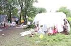 Погромы у ромов во Львове: двоих подозреваемых отпустили под домашний арест