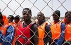 Ливия отказывается строить центры для нелегалов
