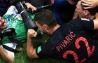 Фотографа, якого збили на ЧС-2018, святкуючи гол, запросили до Хорватії