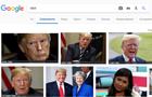 Google почав показувати фото Трампа за запитом idiot