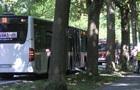 Нападение на автобус в ФРГ: украинцев среди пострадавших не обнаружили