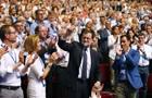 Меркель, Мей і Юнкер знялися в прощальному відео для Рахоя